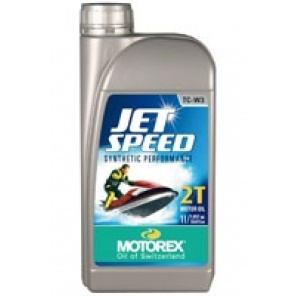 Моторное масло Motorex Jet Speed 2T 1L