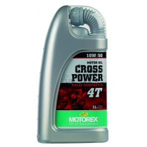 Моторное масло Motorex Cross Power 4T 10w50 1L
