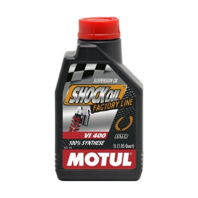 Масло MOTUL Shock Oil Factory Line для амортизаторов 1L