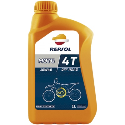 Моторное масло REPSOL MOTO OFF ROAD 4T 10W40 4L