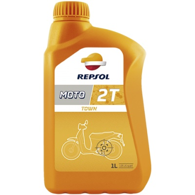 Моторное масло REPSOL MOTO TOWN 2T 1L