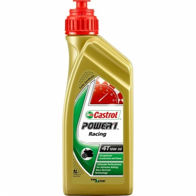 Моторное масло Castrol Power 1 Racing 4T 10W-50 1L