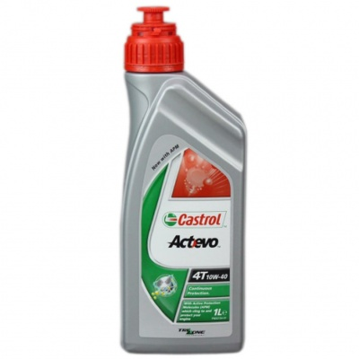 Моторное масло Castrol Act>Evo 4T10W40 1L